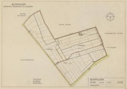 Boschpolder [Bospolder], gemeente Leiderdorp en Woubrugge.