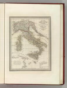 Italia Vetus ad Augusti tempus.