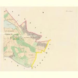 Meshorsch (Mezhorz) - c4563-1-002 - Kaiserpflichtexemplar der Landkarten des stabilen Katasters