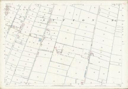 Lincolnshire CXLIX.14 (includes: Gedney Hill; Sutton St Edmund) - 25 Inch Map