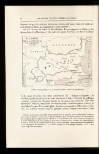 Bulgarie d'après la conférence de Constantinople 1876-1877