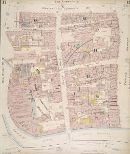 Insurance Plan of Cork: sheet 11