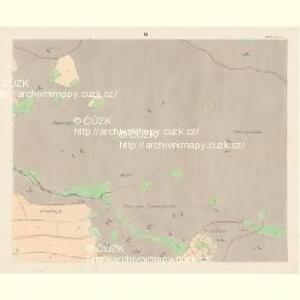 Sattel (Sedloňow) - c6810-1-005 - Kaiserpflichtexemplar der Landkarten des stabilen Katasters