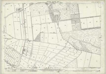 Suffolk XII.2 (includes: Brandon; Lakenheath; Wangford) - 25 Inch Map