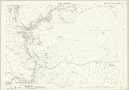 Isle of Man IX.8 - 25 Inch Map