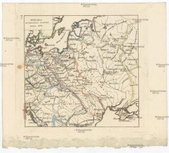 Polska za Kazimirza Wielkiego roku 1370