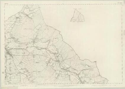 Cumberland XXXIV (inset XXVIa) - OS Six-Inch Map