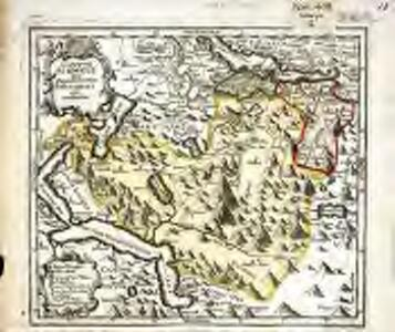 Canton Schweiz sive pagus Helvetiæ Suitensis cum confinibus