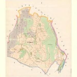 Grünberg - c9244-1-002 - Kaiserpflichtexemplar der Landkarten des stabilen Katasters