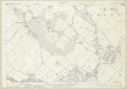 Lancashire XCIX.1 (includes: Great Crosby; Ince Blundell; Sefton; Thornton) - 25 Inch Map