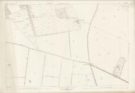 Norfolk LXXI.6 (includes: Cockley Cley; Great Cressingham; Hilborough; South Pickenham) - 25 Inch Map