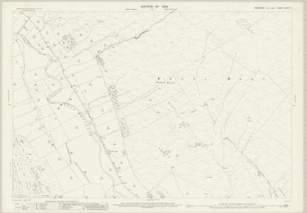 Yorkshire XCVIII.9 (includes: Buckden; Halton Gill; Litton) - 25 Inch Map