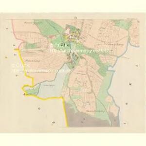 Zelwitz (Želvice) - c9408-1-003 - Kaiserpflichtexemplar der Landkarten des stabilen Katasters