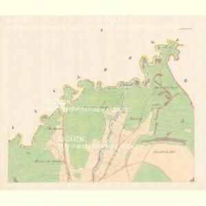 Kunewald - m1433-2-001 - Kaiserpflichtexemplar der Landkarten des stabilen Katasters