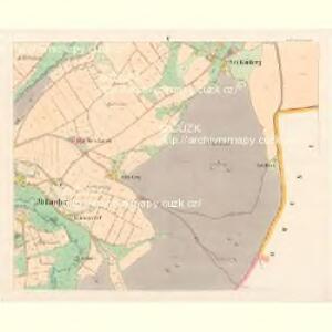 Alt Kinsberg - c7298-2-004 - Kaiserpflichtexemplar der Landkarten des stabilen Katasters