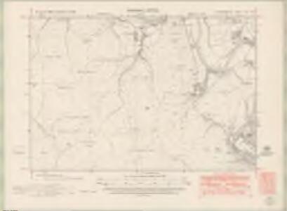 Dumfriesshire Sheet XLV.NW - OS 6 Inch map