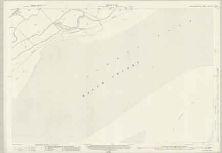 Gloucestershire XLVII.14 (includes: Alvington; Aylburton; Ham and Stone; Lydney) - 25 Inch Map