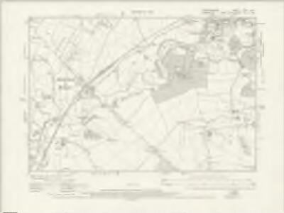 Staffordshire XXVII.NE - OS Six-Inch Map