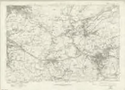 Derbyshire II - OS Six-Inch Map