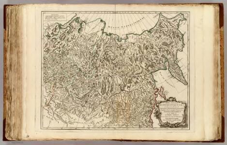 Russie en Asie orientale.