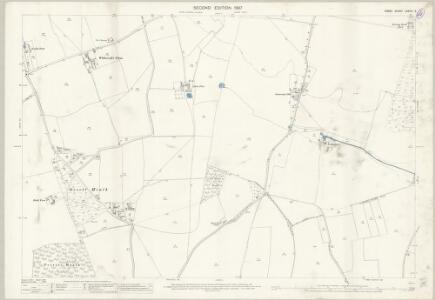 Essex (1st Ed/Rev 1862-96) LXXXIV.5 (includes: Thurrock) - 25 Inch Map