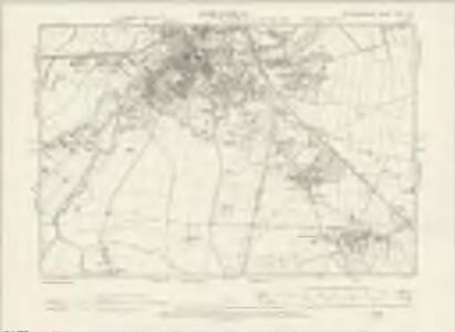 Nottinghamshire XXXV.NE - OS Six-Inch Map