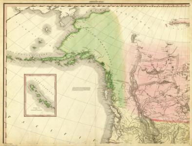 North America...N.W. Sheet.