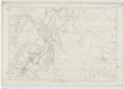 Lanarkshire, Sheet XXXVIII - OS 6 Inch map