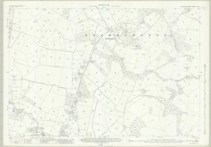 Gloucestershire LV.15 (includes: Falfield; Oldbury upon Severn; Rockhampton; Thornbury) - 25 Inch Map