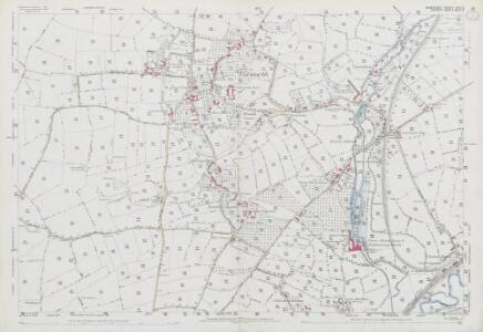 Somerset XCI.12 (includes: Chard; Chardstock) - 25 Inch Map