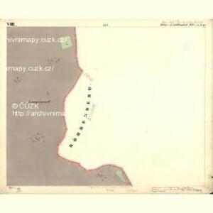 Lichtbuchet Ober - c2161-1-011 - Kaiserpflichtexemplar der Landkarten des stabilen Katasters