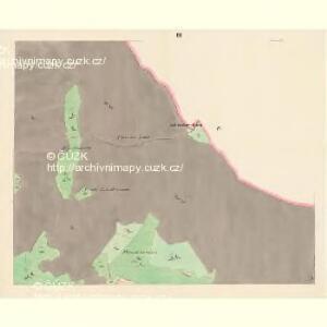 Krenau - c3622-1-003 - Kaiserpflichtexemplar der Landkarten des stabilen Katasters