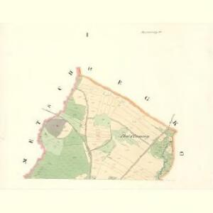 Herrndubenky (Panenskadubenky) - m2226-1-001 - Kaiserpflichtexemplar der Landkarten des stabilen Katasters