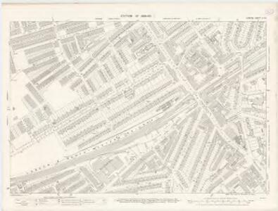 London VI.28 - OS London Town Plan