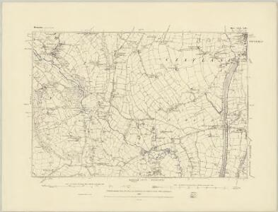 Derbyshire XXIX.NE - OS Six-Inch Map