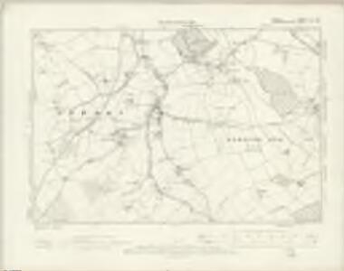 Essex III.SE - OS Six-Inch Map