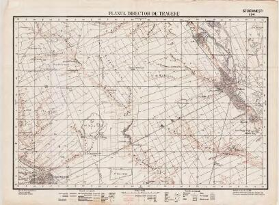 Lambert-Cholesky sheet 3541 (Stoicaneşti)