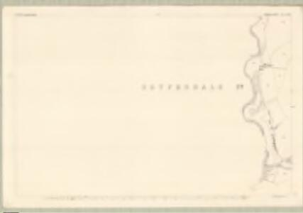 Dumfries, Sheet XLIII.15 (Hutton and Corrie) - OS 25 Inch map