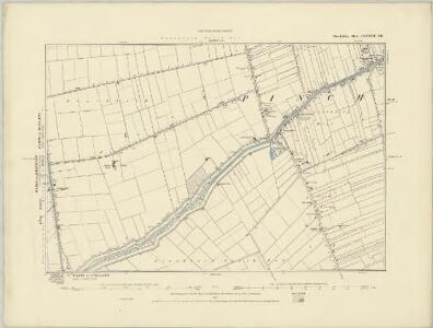 Lincolnshire CXXXIII.SW - OS Six-Inch Map