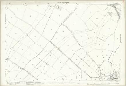 Buckinghamshire XV.9 (includes: Bletchley; Shenley Brook End) - 25 Inch Map
