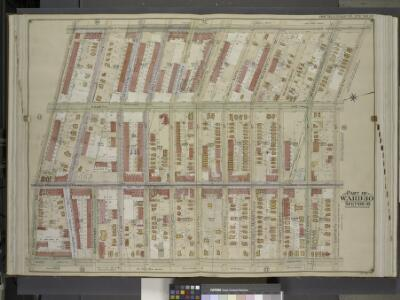 Brooklyn, Vol. 6, Double Page Plate No. 14; Part of   Ward 30, Section 18; [Map bounded by 5th Ave., 18th St.; Including Ridge Blvd.,  Bay Ridge Ave.]