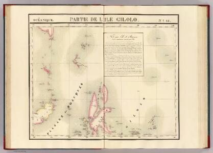 Partie, l'Ile Gilolo. Oceanique no. 15.