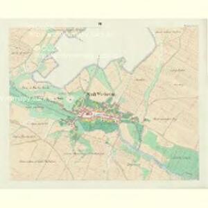 Wscherau (Wsseruby) - c8904-1-002 - Kaiserpflichtexemplar der Landkarten des stabilen Katasters