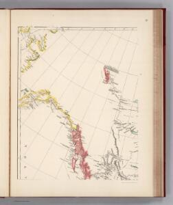 Facsimile:  Arrowsmith's North America (northwestern portion).