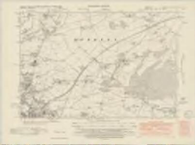 Somerset XXX.SE &  XXXI.SW - OS Six-Inch Map