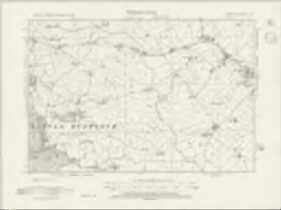 Cheshire XL.SE - OS Six-Inch Map