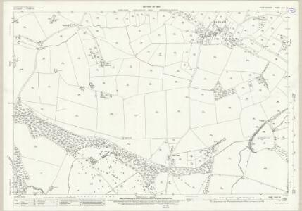 Staffordshire XLIV.12 (includes: Acton Trussell And Bednall; Teddesley Hay) - 25 Inch Map