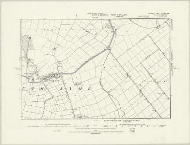 Lincolnshire XCVIII.SW - OS Six-Inch Map