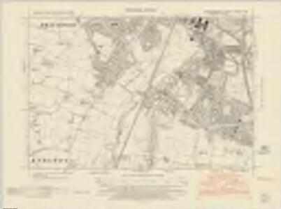 Leicestershire XXXVII.NW - OS Six-Inch Map