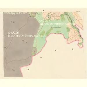 Pössigkau (Besikow) - c0146-1-006 - Kaiserpflichtexemplar der Landkarten des stabilen Katasters